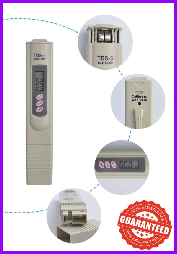 TDS Meter For Water Testing