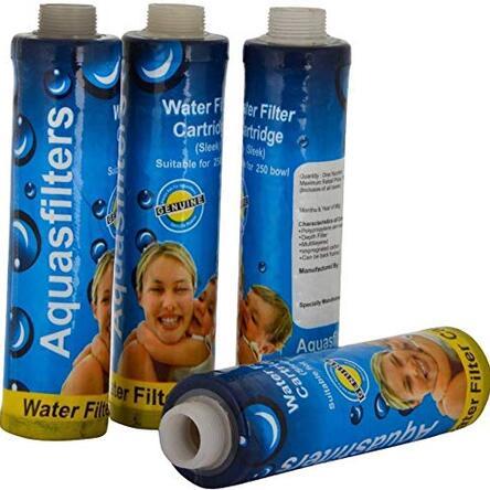 pre filter for aquaguard 9 Inch – 4 Pcs New