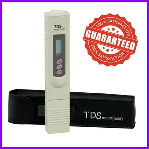 Tds Meter for ro Water Testing Meter, Digital LCD Tds Meter Water filter Tester for Measuring TDS3 / TEMP/PPM with Carry Case