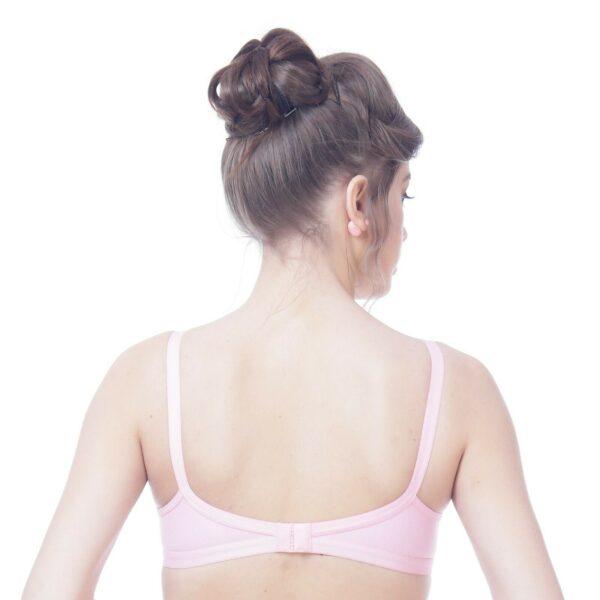 Kalyani Cotton Wireless Non Padded Wire free Women's Full Coverage Bra Plus Size