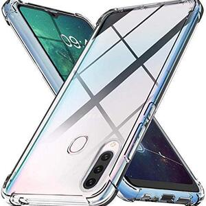 Vstec Black Oppo A31 / Oppo A8 Back Cover - Transparent