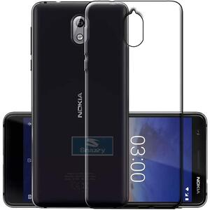 Vstec OO LALA JI for Nokia 3.1 (2018 Edition) Back Cover - Transparent