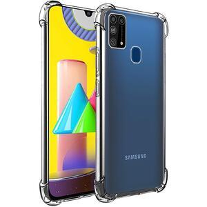 For Samsung Galaxy M31 Prime / M31 / F41 / M21 / Samsung Galaxy M30s - Transparent