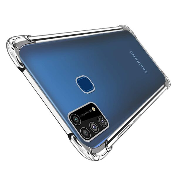 For Samsung Galaxy M31 Prime / M31 / F41 / M21 / Samsung Galaxy M30s - Transparent