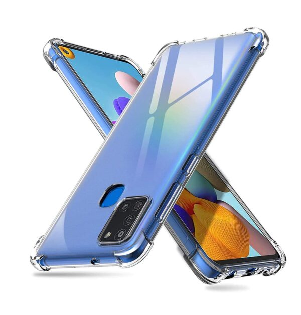 Vstec OO LALA JI for Realme C17 / Realme 7i Back Cover (Transparent)