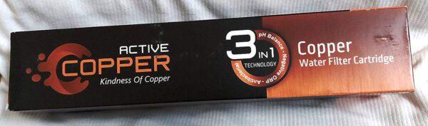 For aquaguard copper filter cartridge 2