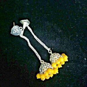 Fashion Jewelry Retro Indian Bollywood Ethnic Jhumka Jhumki Drop Earrings Gypsy