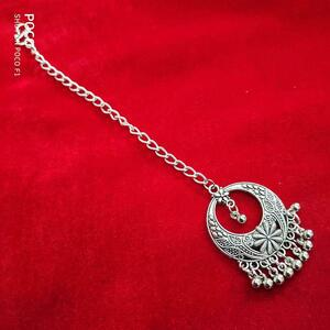 Dropping Mang Tikka Traditional Indian Jewelry Bollywood Ethnic Traditional O...
