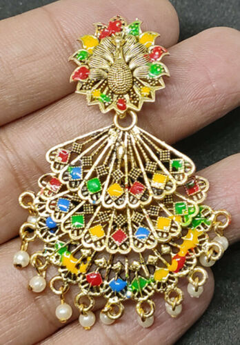 Jewelry from India: Multicolored and Trendy