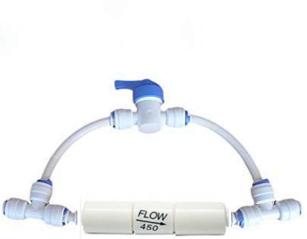 Manual Flush Kit for RO Membrane